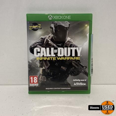 Xbox one Game: Call of Duty Infinite Warfare