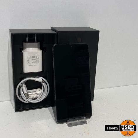 Huawei Mate 20 128GB Black Compleet in Doos incl. Lader
