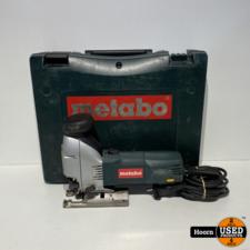 Metabo STE 100 Plus 680W Decoupeerzaag Compleet in Koffer