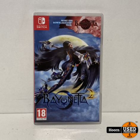 Nintendo Switch Game: Bayonetta 2
