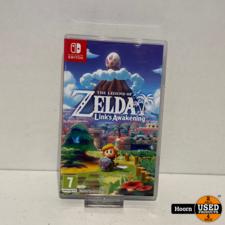 Nintendo Switch Game: The Legend of Zelda Link's Awakening