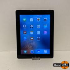 Apple iPad iPad 2 16GB Wifi Zwart Losse Tablet incl. Lader
