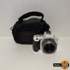Panasonic Lumix G DMC-G5 16MP SysteemCamera incl. 14-42mm Lens en lader