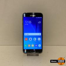 samsung Samsung Galaxy S6 32GB Black Los Toestel incl. Lader