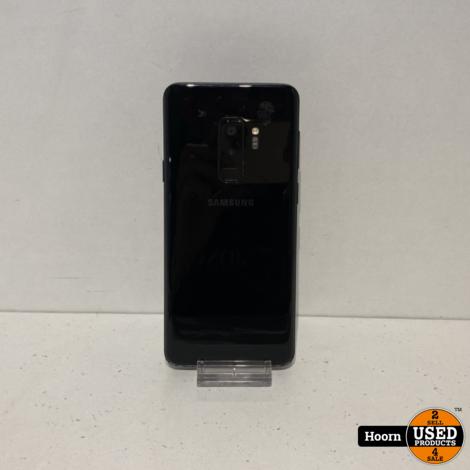 Samsung Galaxy S9 Plus 64GB Black Los Toestel incl. Lader