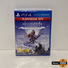 Playstation 4 Game: Horizon Zero Dawn Complete Edition Nieuw in Seal