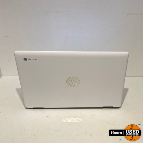HP Chromebook X360 14B-CA0010ND 14'' Laptop incl. Lader