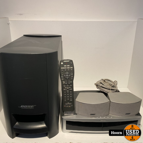 Bose 321 Series II 2.1 Home Cinema Set incl. Afstandsbediening in Nette Staat