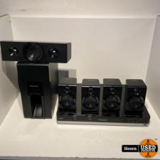 Panasonic SC-BTT405 Blu-Ray 3D 5.1 Home Cinema Set incl. Afstandsbediening
