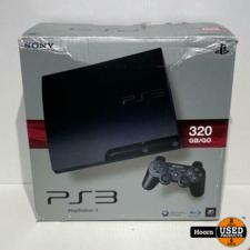 Playstation 3 Super Slim 500GB Zwart Compleet incl. Controller