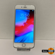 iPhone 6 16GB Silver Los Toestel incl. lader Accu: 95%
