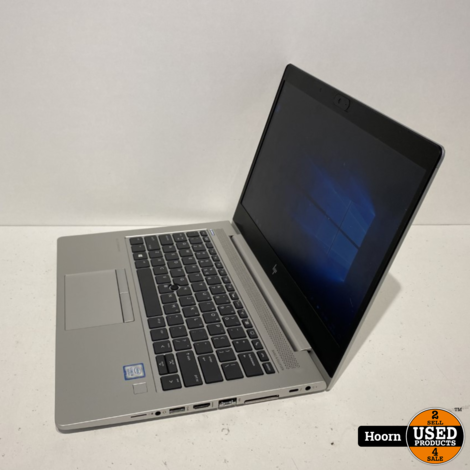 HP EliteBook 830 G5 3JW87EA 13.3'' Laptop incl. Lader in Zeer Nette Staat