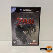 Nintendo Nintendo Gamecube Game: The Legend of Zelda Twilight Princess