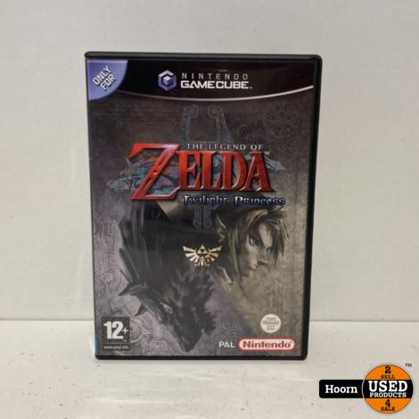 Nintendo Gamecube Game: The Legend of Zelda Twilight Princess