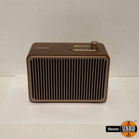 Philips TAVS500/00 10Watt Draagbare Bluetooth Speaker