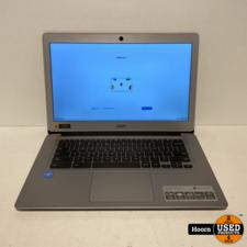 acer Acer Chromebook 14 CB3-431-C5K7 14'' Full HD Laptop incl. Lader In Nette Staat