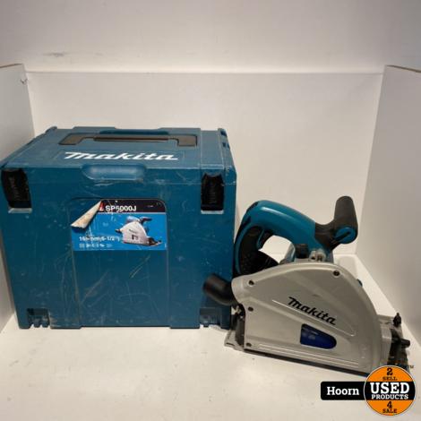 Makita SP6000 230V Invalcirkelzaag 13000W 165mm In Mbox 2019
