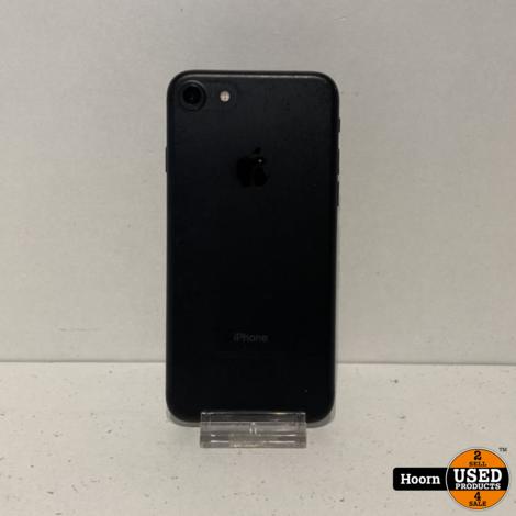 iPhone 7 32GB Black Los Toestel incl. Lader Accu: 85%