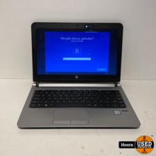 HP HP Probook 430 G3 13,3 inch Laptop incl. Lader in Nette Staat