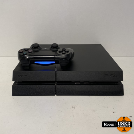 Playstation 4 Phat 1TB Zwart incl. Controller