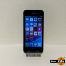 Apple iPhone iPhone 5S 64GB Space Gray Los Toestel incl. Lader