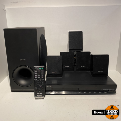 Sony HBD-TZ140 5.1 Cinema Set incl. Afstandsbediening