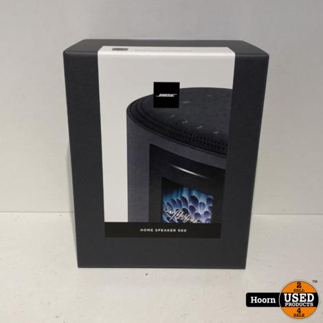 Bose Home Speaker 500 (Black) Nieuw in Doos