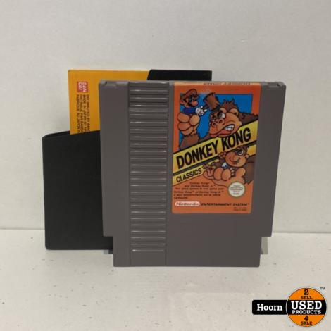 Nintendo NES Game: Donkey Kong Classics
