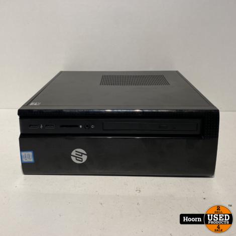 HP Desktop PC SlimLine 260-p121nd