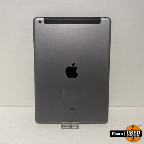 Apple iPad Air 1 16GB Wifi + 4G Space Gray incl. Lader in Nette Staat
