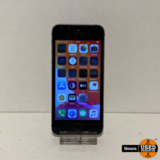 Apple iPhone Apple iPhone SE 32GB Space Gray Los Toestel incl. Lader Accu: 92%