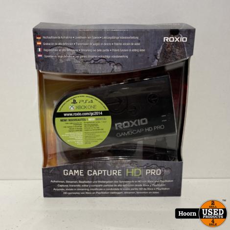 Roxio Game Capture HD Pro in Doos