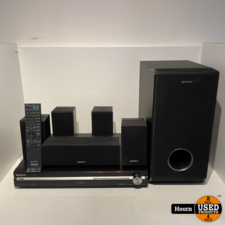 sony Sony STR-KS1100 Receiver en 5.1 Home Cinema Set incl. Afstandbediening