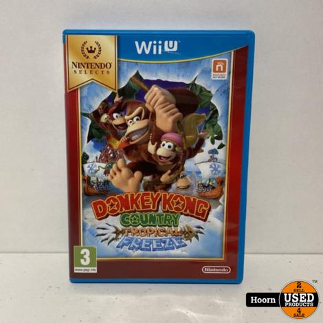 Nintendo Wii U Game: Donkey Kong Country Tropical Freeze