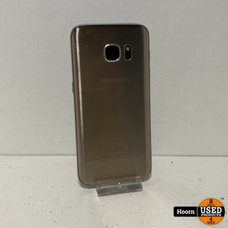 Samsung Galaxy S7 32GB Gold Los Toestel incl. Lader