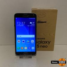 samsung Samsung Galaxy S5 Neo 16GB Zwart in Doos incl. Lader