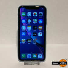 Apple iPhone iPhone XR 64GB Blauw Los Toestel incl. Lader Accu: 87%