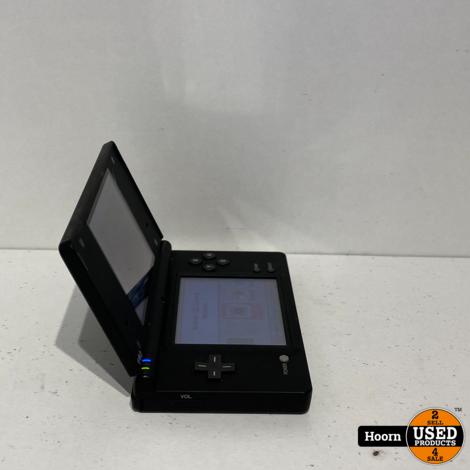 Nintendo DSi Zwart Compleet met Lader