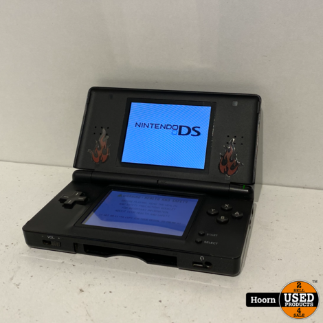 Nintendo DS Lite Zwart incl. Lader