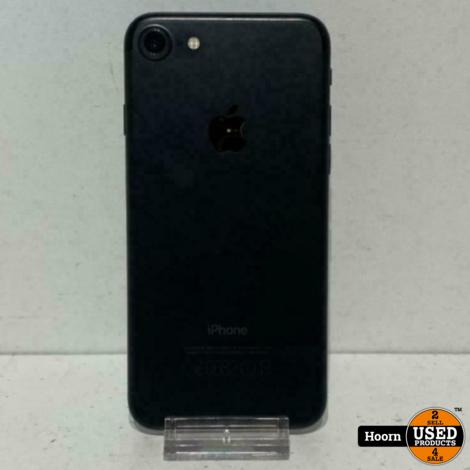iPhone 7 128GB Black Los Toestel incl. Lader Accu: 95%