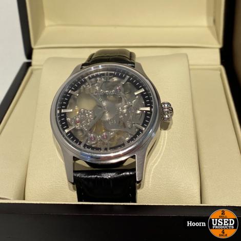 Thomas Earnshaw ES-8061-01 42mm Horloge Compleet in Doos