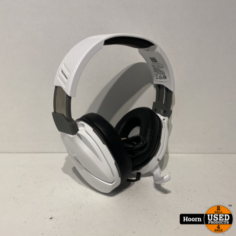 Turtle Beach Ear Force Recon 200 Wit Gaming Headset