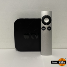 Apple Apple TV 3e Generatie Black incl. Remote