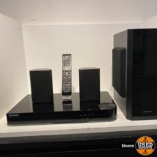 Samsung HT-F5200 2.1 Home Cinema Smart 3D Blu-Ray Set incl Afstandsbediening en Sub