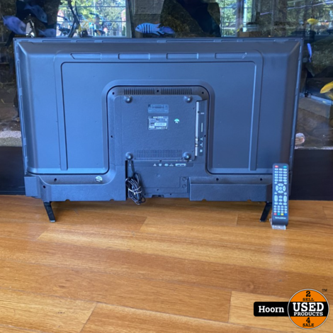 Salora 43UHL2800 43'' Inch Ultra HD 4K LED TV incl Afstandsbediening