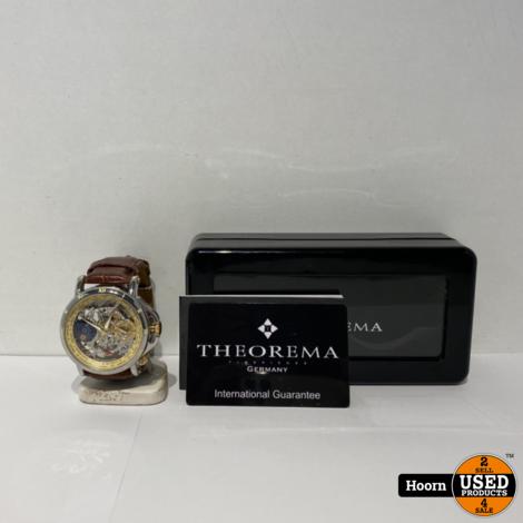 Theorema Heren Horloge Automatic GM 103-4 ZGAN