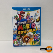 Nintendo Nintendo Wii U Game: Super Mario 3D World