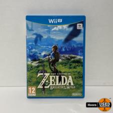 Nintendo Nintendo Wii U Game: The Legend of Zelda Breath of the Wild
