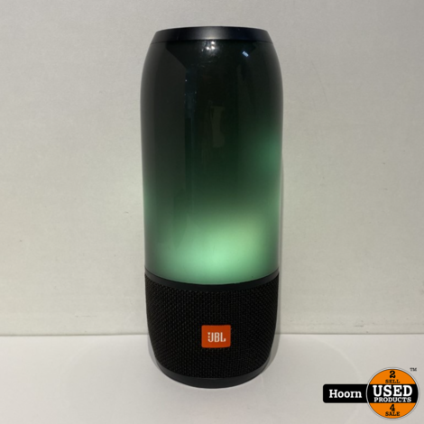 JBL Pulse 3 Bluetooth Speaker Zwart