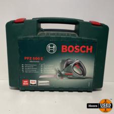 Bosch PFZ 500 E Alleszaag in Koffer